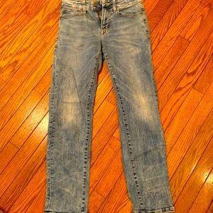 Men's jeans size 28